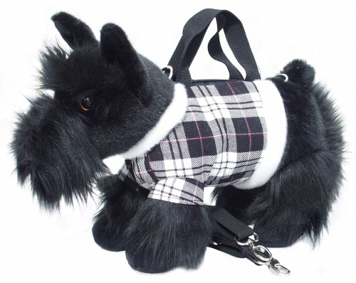 Scottish Terrier Tartan  Handbag Image