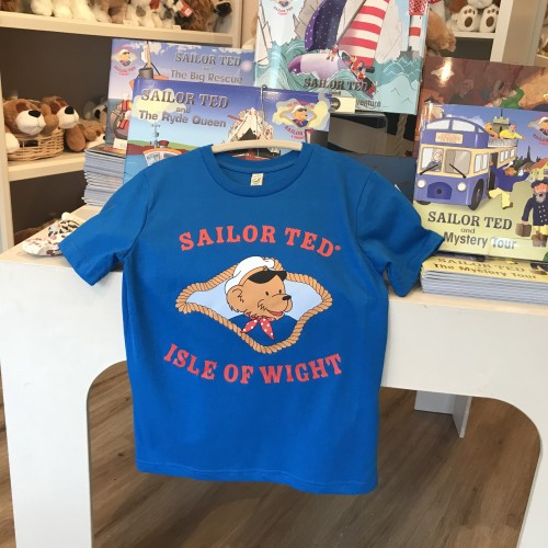 Sailor Ted T-Shirts age 3-4 years Image