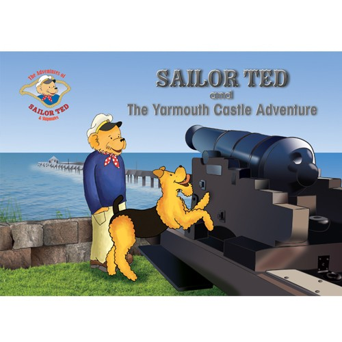 Sailor Ted & the Yarmouth Castle Adventure Image