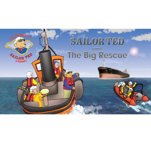 Sailor Ted and The Big Rescue Image