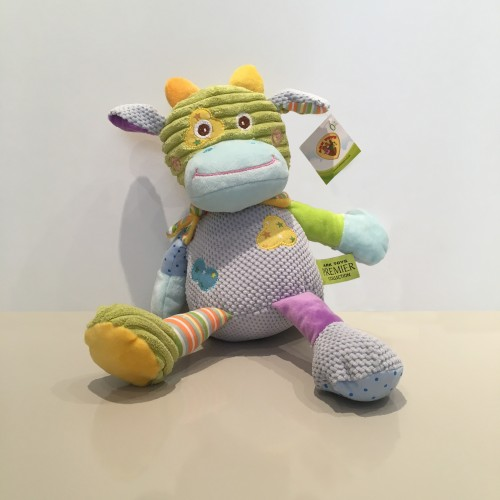 Cuddly Cow with Rattle  Image
