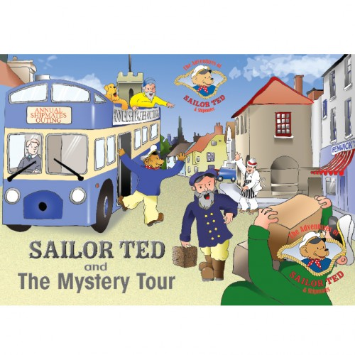 Sailor Ted and the Mystery Tour Image