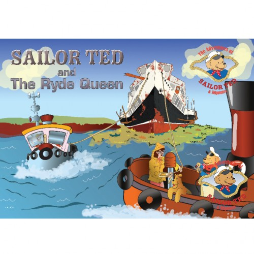 Sailor Ted and the Ryde Queen Image