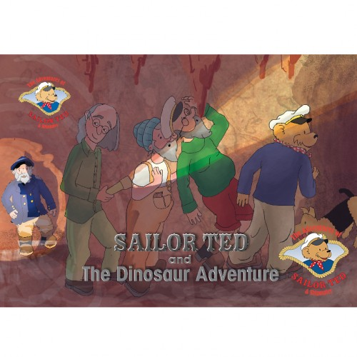 Sailor Ted and the Dinosaur Adventure Image