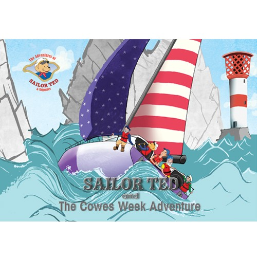 Sailor Ted and the Cowes Week Adventure Image