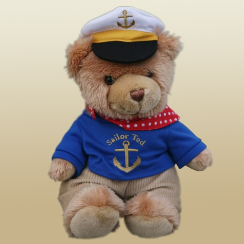 Sailor Ted Bear Image